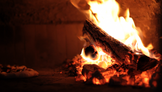 The only wood fired pizzeria in Lewes